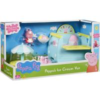 Character Peppa Pig Peppa's Ice Cream Van
