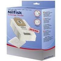 Nilfisk Select Power Dust Bags + Prefilter 4-pack