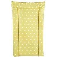 Kit for Kids White Polka Dot Beige Changing Mat