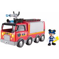 IMC TOYS Disney Junior Mickey & the Monster Racers Emergency Fire Truck