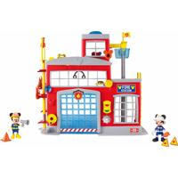 IMC TOYS Mickey & the Roadster Racers To the Rescue Fire Station