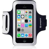 Shocksock sportarmband apple iphone 5c svart