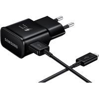 Samsung mobilladdare fast charge 15w usb-c svart