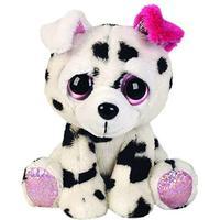 Suki Fun Li'l Peepers Dalmation with Pink Ears Small 11132