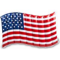 Amerikansk flag luftmadras