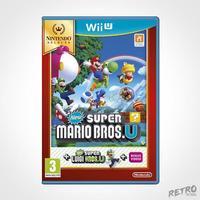 New Super Mario Bros.U + New Super Luigi U