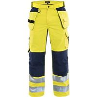 Blåkläder 1565 Ventilated High Vis Trouser