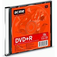 Acme DVD+R 4.7GB 16x Slimcase 1-Pack