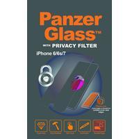 PanzerGlass Privacy Sikkerhedsbeskyttelse (iPhone 6/6S/7)