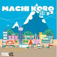 IDW Machi Koro (Engelska)