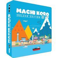 IDW Machi Koro Deluxe Edition (Engelska)