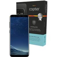Copter Exoglass Curved Screen Protector (Galaxy S8 Plus)