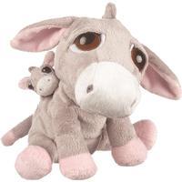 Suki Li'l Peepers Luna Pink Donkey & Baby 10061