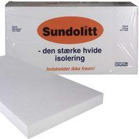 Sundolitt Gulvisolering - Sundolitt S60 150mm, 600x1200mm 2,16m2/pk