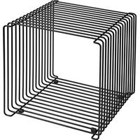 Verner Panton Montana Wire Trådreol 38cm - Sort
