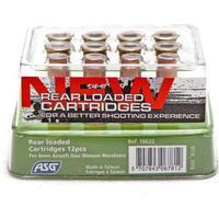 ASG Dan Wesson Rear Load 6mm Cartridges 12Pcs