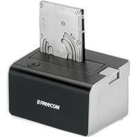 Freecom Hard Drive Dock 3.0 - HDD dockingstation - SATA 3Gb/s - USB 3.0