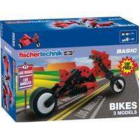 Fischertechnik Basic Bikes Byggesæt 505278