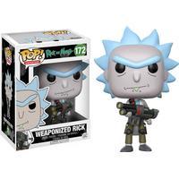 Funko Pop! Animation Rick & Morty Weaponized Rick