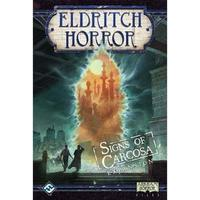 Fantasy Flight Games Eldritch Horror Signs of Carcosa (Engelska)