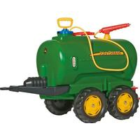Rolly Toys John Deere Jumbo Twin Axle Tanker with Pump & Spray Gun