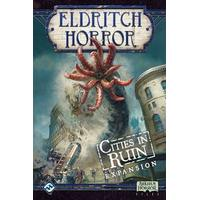 Fantasy Flight Games Eldritch Horror Cities in Ruin (Engelska)