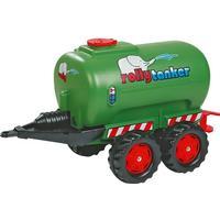 Rolly Toys Jumbo Twin Axle Tanker Green