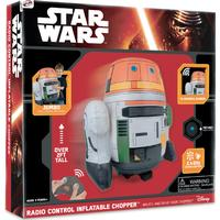 Bladeztoyz Star Wars Radio Control Inflatable Chopper