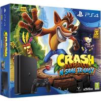 Sony PlayStation 4 Slim 500GB - Crash Bandicoot N. Sane Trilogy