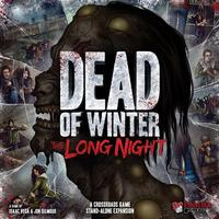 Plaid Hat Games Dead of Winter: The Long Night (Engelska)
