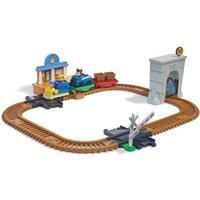 Spin Master Roll Patrol Adventure Bay Railway Track Set