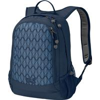 Jack Wolfskin Perfect Day - Midnight Blue Geometric Leaves (24040-7937)