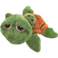 Suki Li'l Peepers Mummy & Baby Squeaker Rocky Turtle Medium 14008E