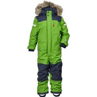 Didriksons Björnen Kids Coverall - Kryptonite Green (172501452364)
