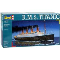Revell 1/700 R.M.S. Titanic Plastic Model Kit 05210