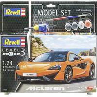 Revell 1/24 McLaren 570S Plastic Model Kit 07051