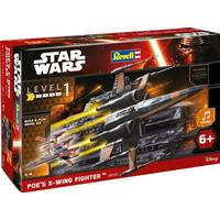 Revell Star Wars Poe's X-Wing Figther 06750