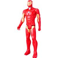 "Hasbro Marvel Titan Hero Series 12"" Iron Man Figure C0756"