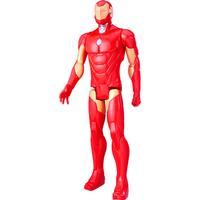 "Hasbro Marvel Titan Hero Series 12"" Iron Man Figure C0756"