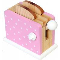 Magni Toaster Pink m Prikker1032P