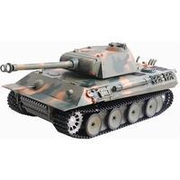 Heng Long R/C Tank German Panther, 1:16 røg og lyd.