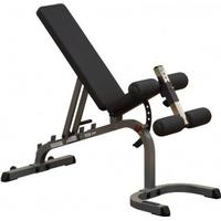 Body Solid Adjustable Compact Training Bench