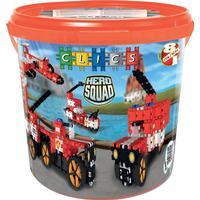 Clics Toys Hero Squad Firebrigade Drum 8 in 1