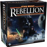 Fantasy Flight Games Star Wars: Rebellion (Engelska)