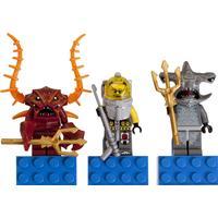 LEGO Atlantis Magneter