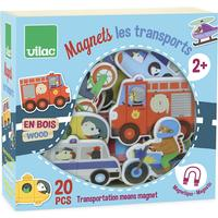 Vilac Transport Magnets 8028
