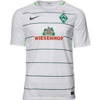 Nike Werder Bremen Away Stadium Jersey 17/18 Sr