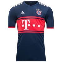 Adidas FC Bayern Munich Away Jersey 17/18 Sr