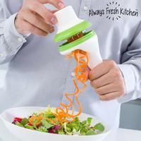 Always Fresh Kitchen Spiral Slicer 9 cm