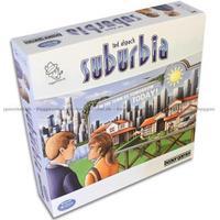 Bezier Games Suburbia (Engelska)